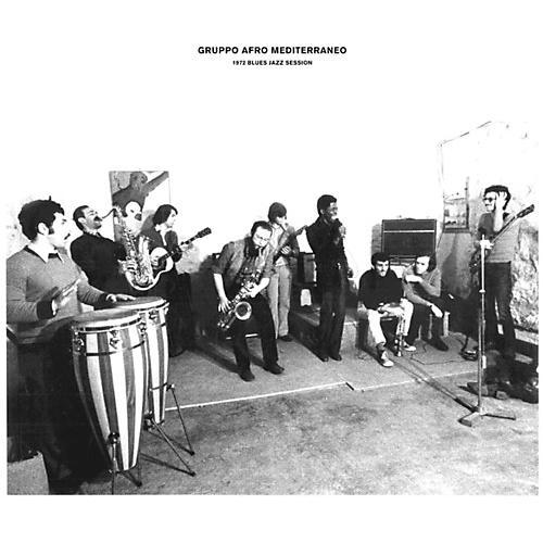 Alliance Gruppo Afro Mediterrane - 1972 Blues Jazz Session