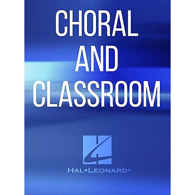 Hal Leonard Gruss SA Composed by Robert Carl