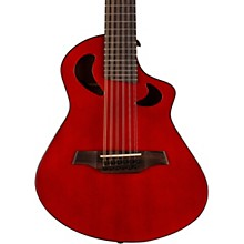 Gryphon 12-String Acoustic-Electric Guitar Red