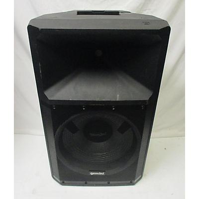 Gemini Gsp-l2200 Powered Speaker