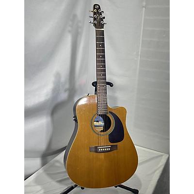 Seagull Gtq11 Acoustic Electric Guitar
