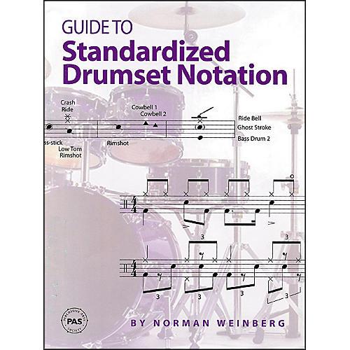 Hal Leonard Guide To Standardized Drumset Notation