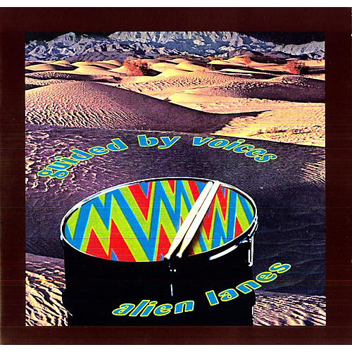 Alliance Guided by Voices - Alien Lanes