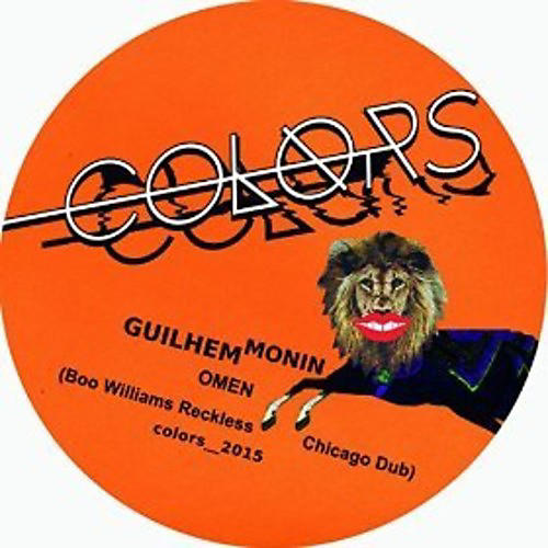 Alliance Guilhem Monin - Omen (Boo Williams Reckless Chicago Dub)