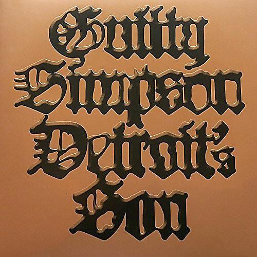 Alliance Guilty Simpson - Detroit's Son