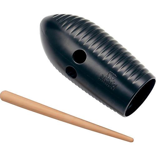 Nino Guiro Shaker Percussion Instrument Black