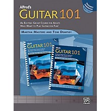 Alfred Guitar 101 Book 1 & 2 Teacher's Handbook
