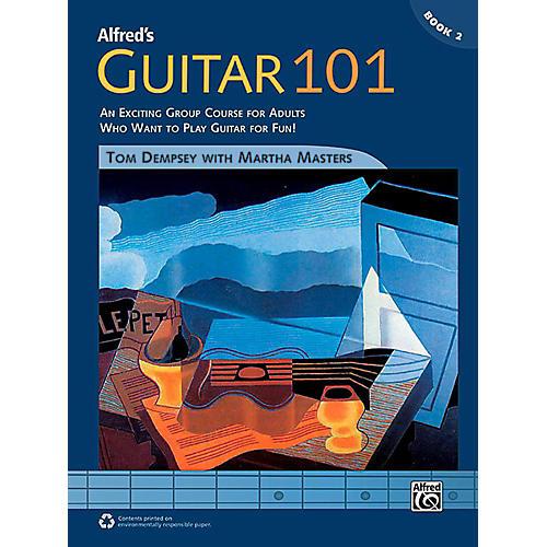 Alfred Guitar 101, Book 2 - Comb Bound Book