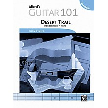 Alfred Guitar 101, Ensemble: Desert Trail - Score & Parts