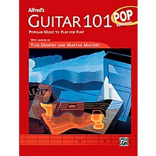 Alfred Guitar 101 Pop Songbook