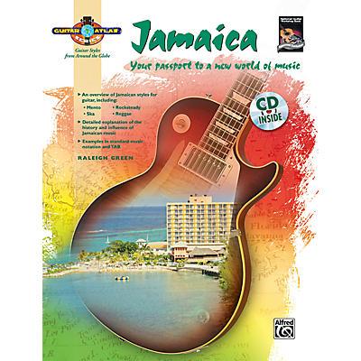 Alfred Guitar Atlas: Jamaica (Book/CD)