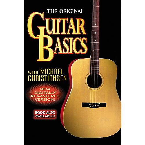 MVP Guitar Basics by Michael Christiansen DVD