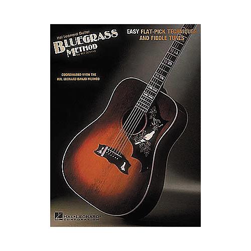 Hal Leonard Guitar Bluegrass Method Book