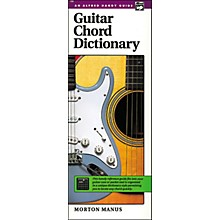 Alfred Guitar Chord Dictionary