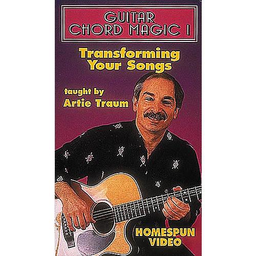 Homespun Guitar Chord Magic 1 (VHS)