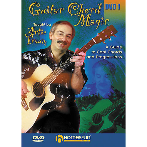 Homespun Guitar Chord Magic: Cool Chords 1 (DVD)