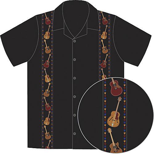 Gear One Guitar Club Men's Woven Shirt
