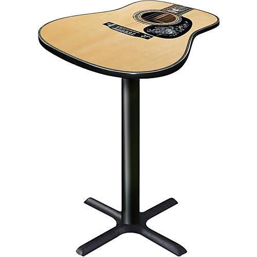 martin guitar d100 cocktail table musician 39 s friend. Black Bedroom Furniture Sets. Home Design Ideas