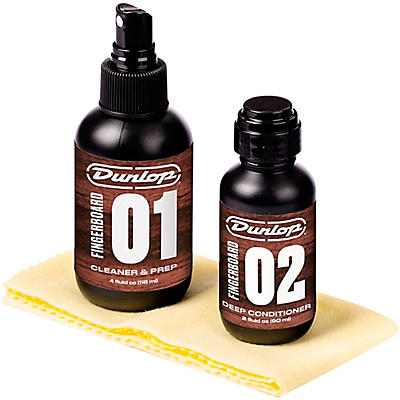 Dunlop Guitar Fingerboard Conditioning Kit
