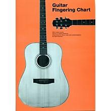Hal Leonard Guitar Fingering Chart