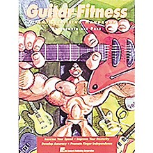 Hal Leonard Guitar Fitness Exercise Handbook