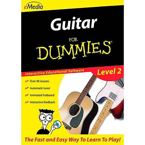Emedia Guitar For Dummies Level 2 - Digital Download