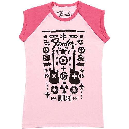 Fender Guitar Formula Youth T-Shirt