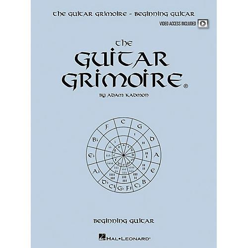 Hal Leonard Guitar Grimoire - Beginning Guitar Book/2-DVD Pack