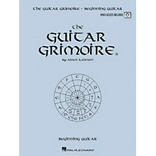 Hal Leonard Guitar Grimoire - Beginning Guitar Book/Online Audio Pack