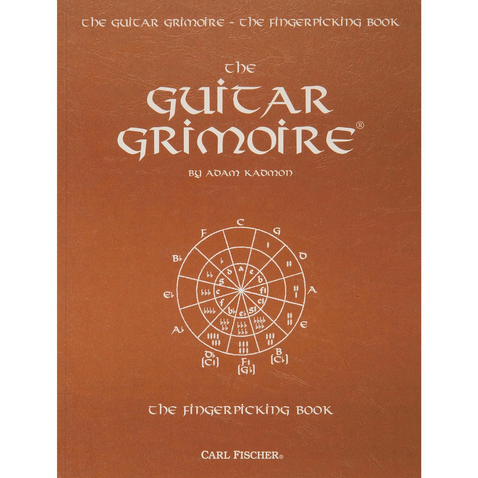 Carl Fischer Guitar Grimoire - The Fingerpicking Book