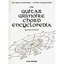 Carl Fischer Guitar Grimoire Chord Encyclopedia Book
