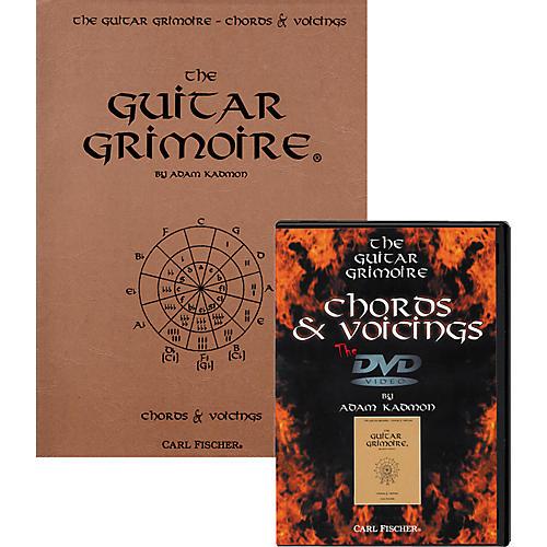 Carl Fischer Guitar Grimoire Vol. 2 Pack (Book/DVD)