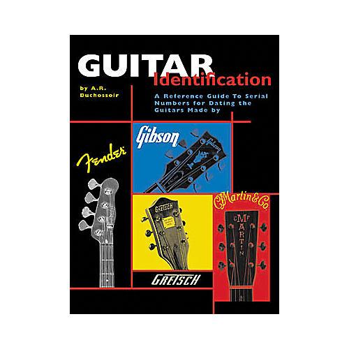 Hal Leonard Guitar Identification - Revised 3rd Edition