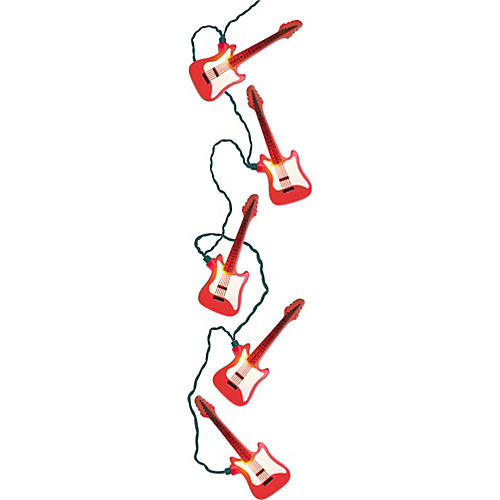 Musician's Gear Guitar Lights String
