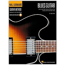Hal Leonard Guitar Method - Blues Guitar (Book/Online Audio)