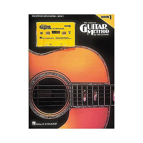 Hal Leonard Guitar Method 1 Book