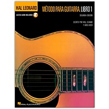 Hal Leonard Guitar Method Book 1 - Spanish 2nd Edition (Libre/Audio en Línea)