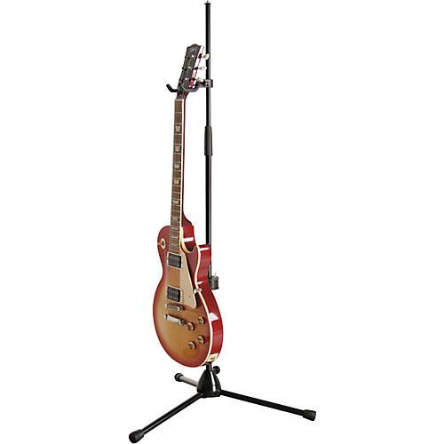 k m guitar mount for mic stand musician 39 s friend. Black Bedroom Furniture Sets. Home Design Ideas