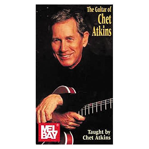 Mel Bay Guitar Of Chet Atkins Video