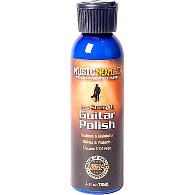 MusicNomad Guitar Polish - Pro Strength Formula
