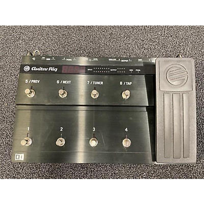 Native Instruments Guitar Rig 3 Audio Interface