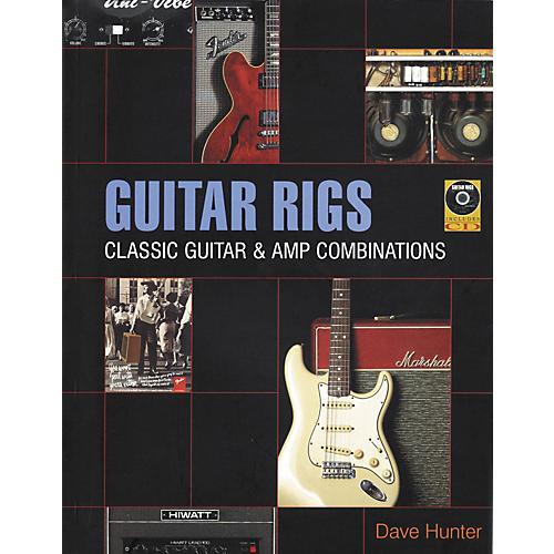 Classic Book Cover Guitar ~ Backbeat books guitar rigs classic and amp