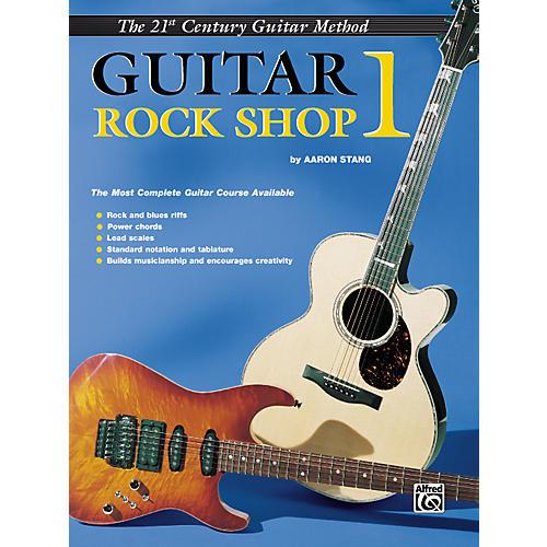 Alfred Guitar Rock Shop Volume 1