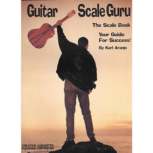 Creative Concepts Guitar Scale Guru Book