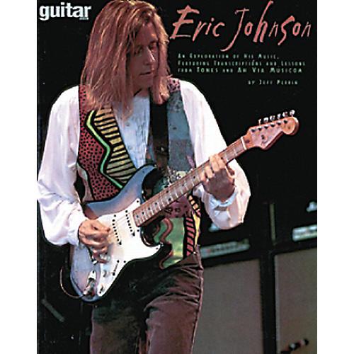 Hal Leonard Guitar School Eric Johnson Book