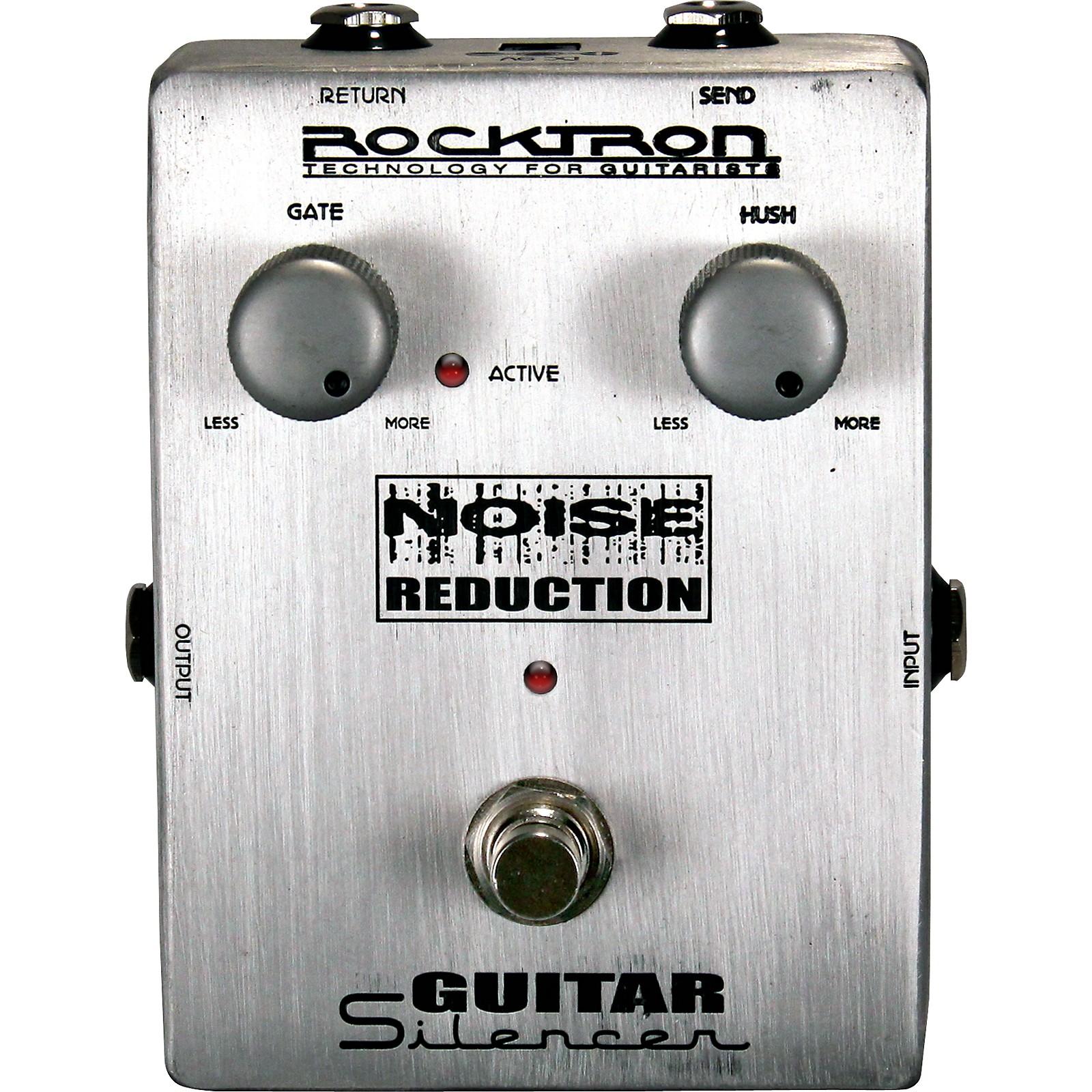 Rocktron Guitar Silencer Noise Reduction Guitar Effects Pedal