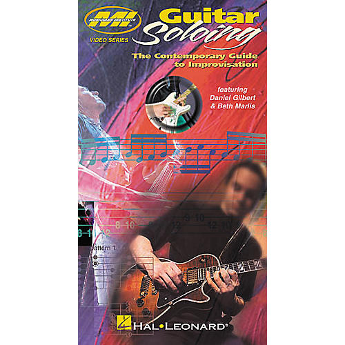 Musicians Institute Guitar Soloing (VHS)