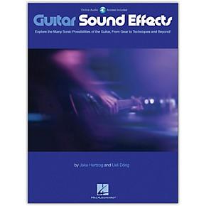 hal leonard guitar sound effects book audio online musician 39 s friend. Black Bedroom Furniture Sets. Home Design Ideas