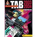 Hal Leonard Guitar Tab 2003-2004 Book thumbnail