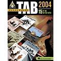 Hal Leonard Guitar Tab 2004 Songbook thumbnail